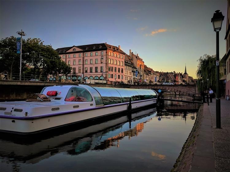 strasboug boat tour