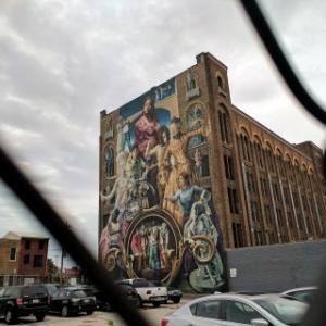 Philadelphia Street Art : The City of Murals