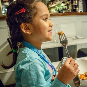 Family Dinner at Maison Fou in the Bloor West Village