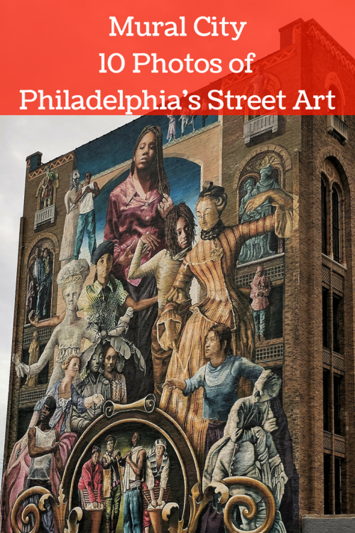 Philadelphia Street Art - Mural City