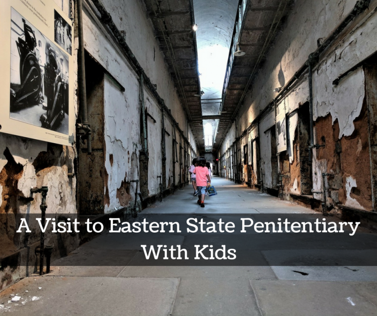 Eastern state jail with kids