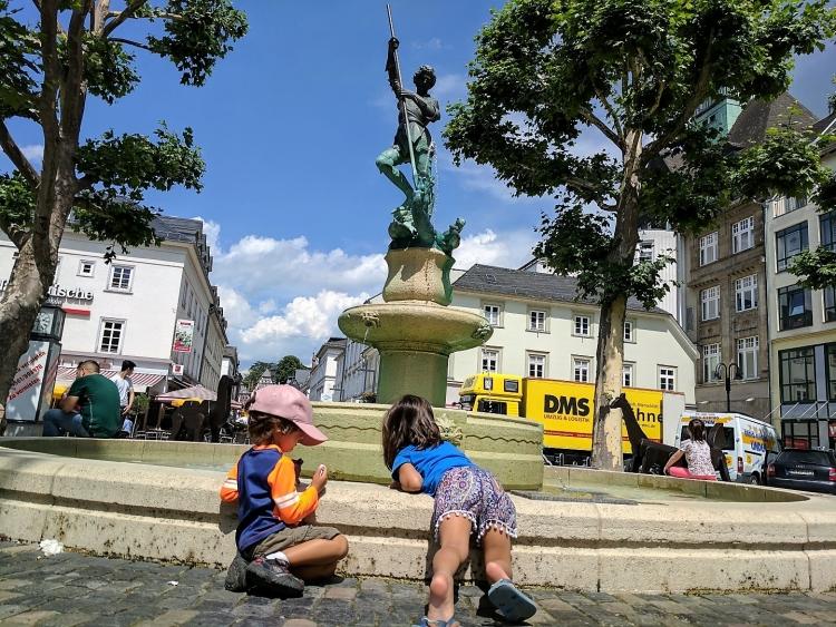 Limburg with kids