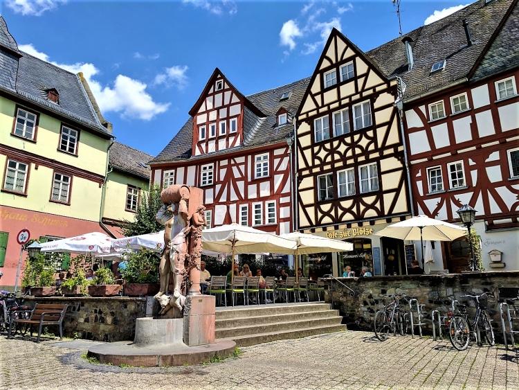 Best historic german town