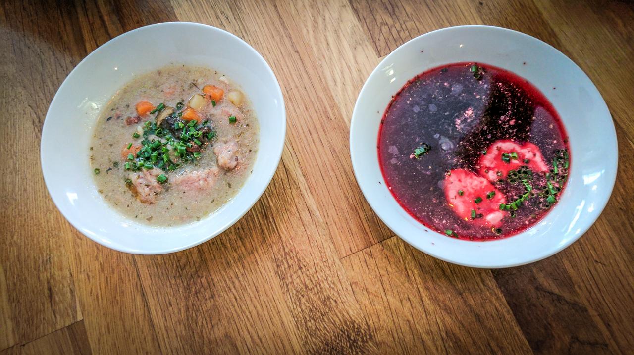 Cheap Eats in Berlin - Tak Tak Soups