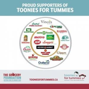 Give a Toonie and Help a Hungry Child  #TooniesforTummies