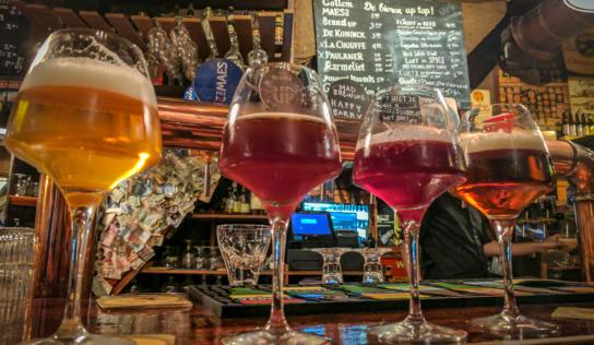 Top Craft Beer Spots in Amsterdam #MurphysDoAmsterdam