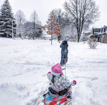 Things to do in Toronto this Winter with Kids