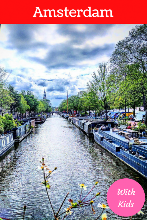 Amsterdam with kids - what see, eat and do!
