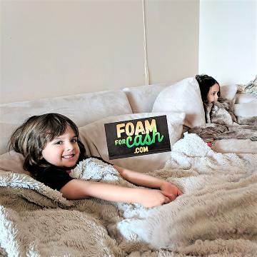 Foam for cash