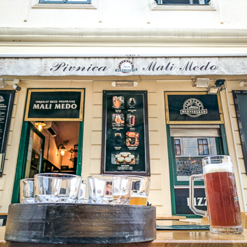 Craft Beer Guide to Zagreb #MurphysDoCroatia
