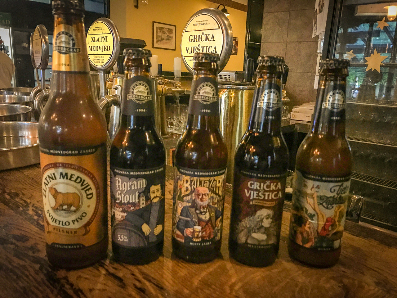 Pivovara Medgredvad Beers for Sale