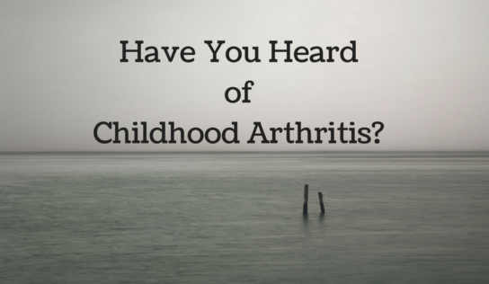 Have You Heard of Childhood Arthritis?