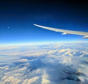 Flying Air Canada with Kids   Toronto to Dubai #MurphysDoDubai