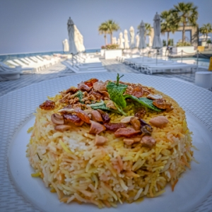 What to Eat at the Fairmont Fujairah Beach Resort #MurphysDoFujairah