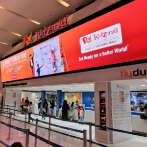 KidZania Dubai with Young Kids #MurphysDoDubai