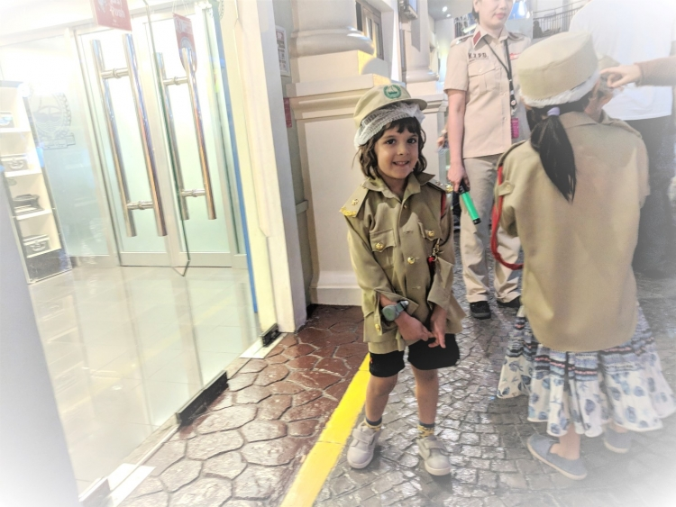Kidzania dubai review