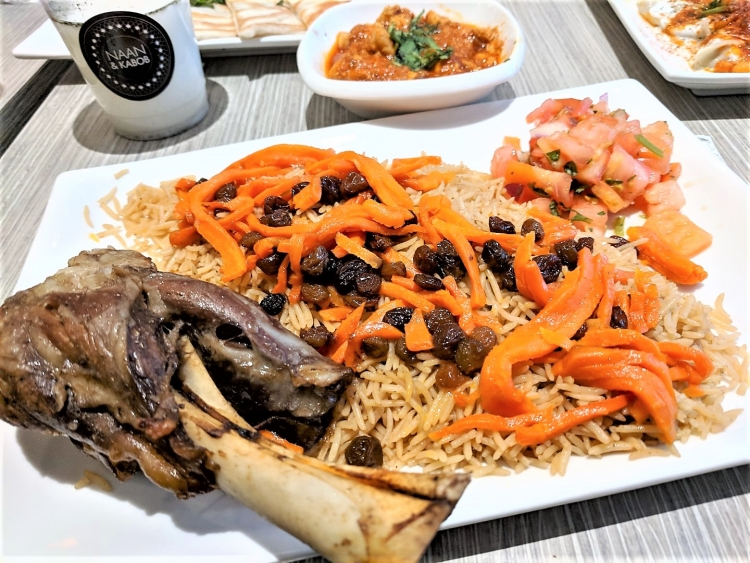 Naan and kabob afghan food in toronto baby and life for Afghan cuisine toronto