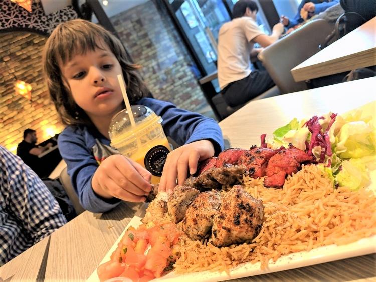 afghan food Toronto