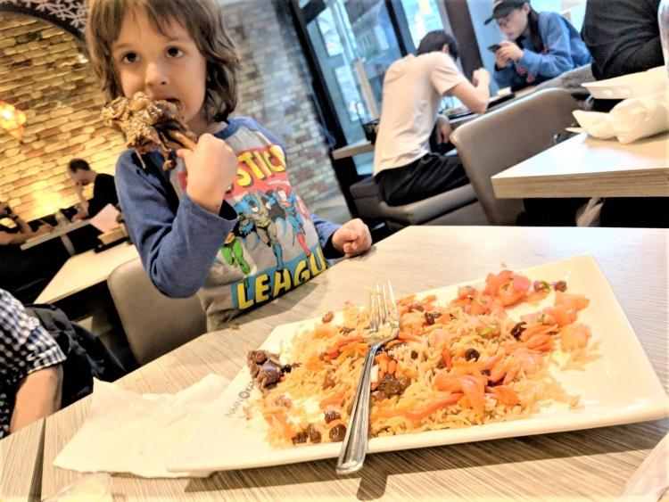 afghani food Toronto