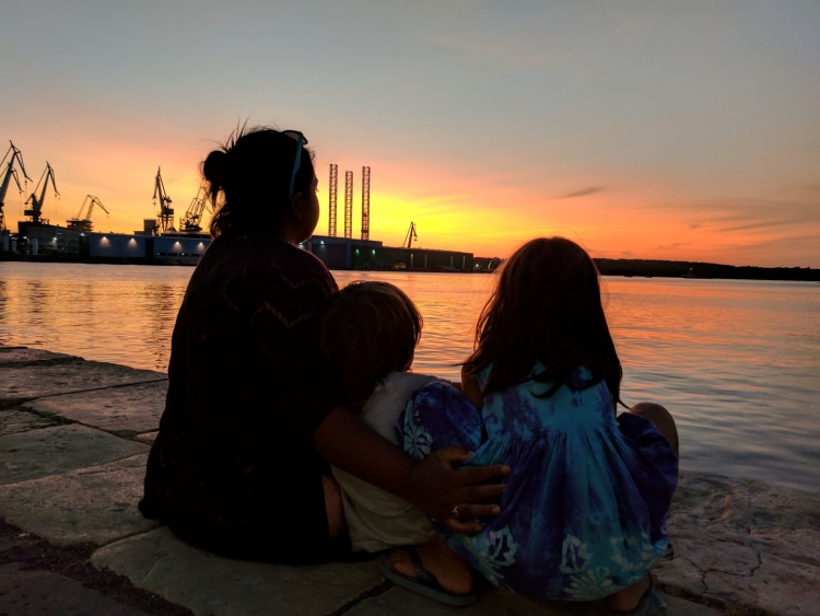 Things to do in pula with kids