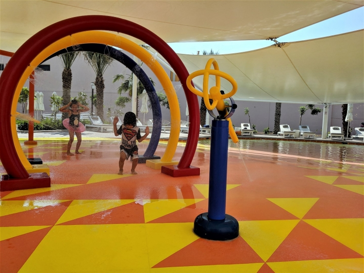 best resort for kids in Fujairah