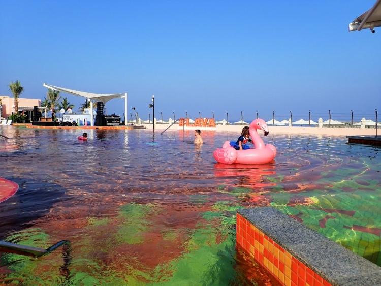 5 star resort Fujairah