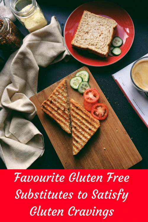 gluten free food to satisfy gluten cravings