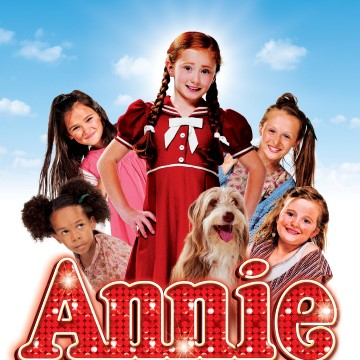 annie the musical review for kids