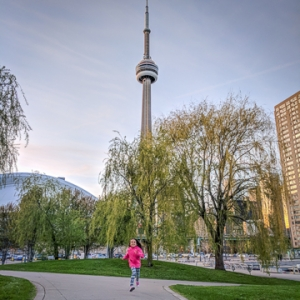 Where to Run in Toronto
