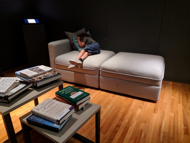 will kids like the aga khan museum in Toronto