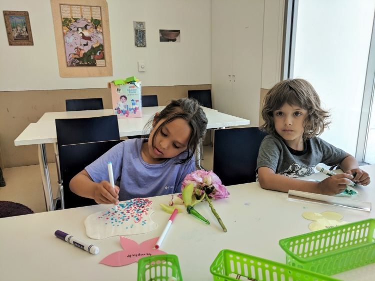 A visit to the Aga Khan Museum with kids should be on your list of things to do in Toronto