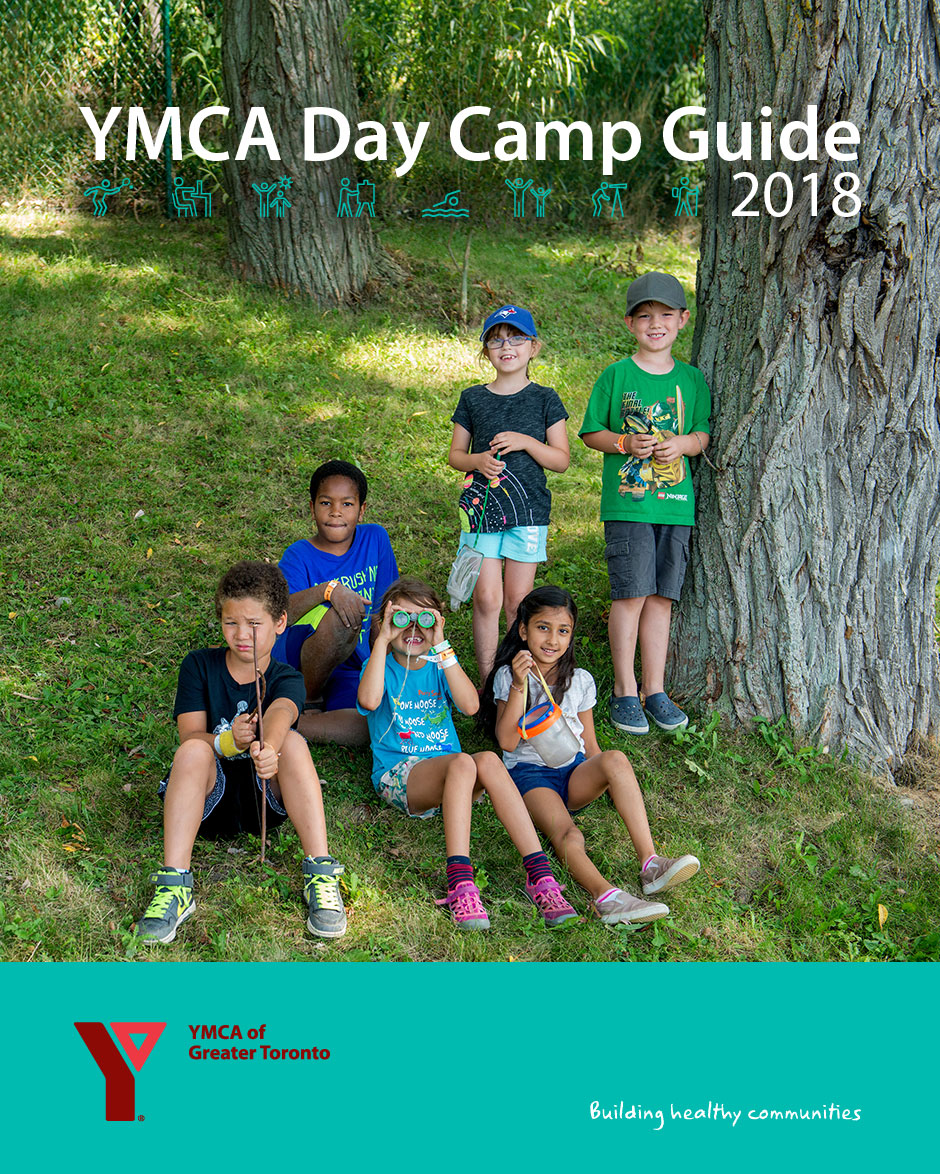 Downtown Toronto Summer Day Camp at YMCA #YGTADayCamp #YMCAGTA
