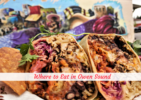 where to eat in owen sound