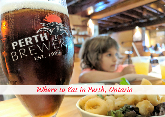 best places to eat in perth ontario