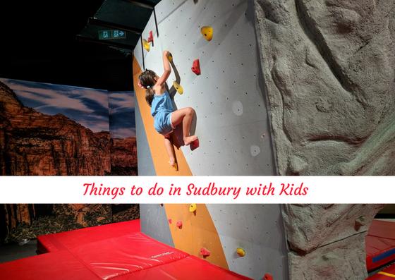 Things to do in Sudbury Ontario