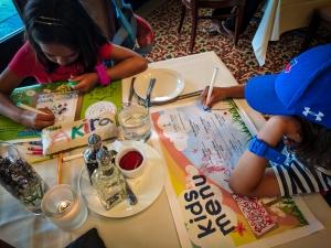 Sweetwater Restaurant & Bar Kids Menu