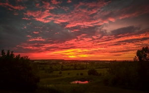Sunset Coffin Ridge