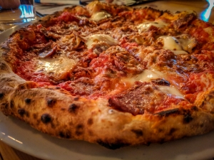 Wood Fired Pizza Bruce Wine Bar