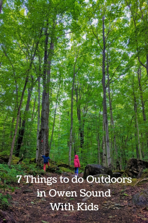 Things to do in Owen sound with kids