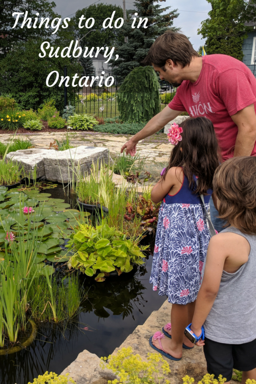 Things to do in Sudbury with kids beyond the big nickel. Ontario's mining city