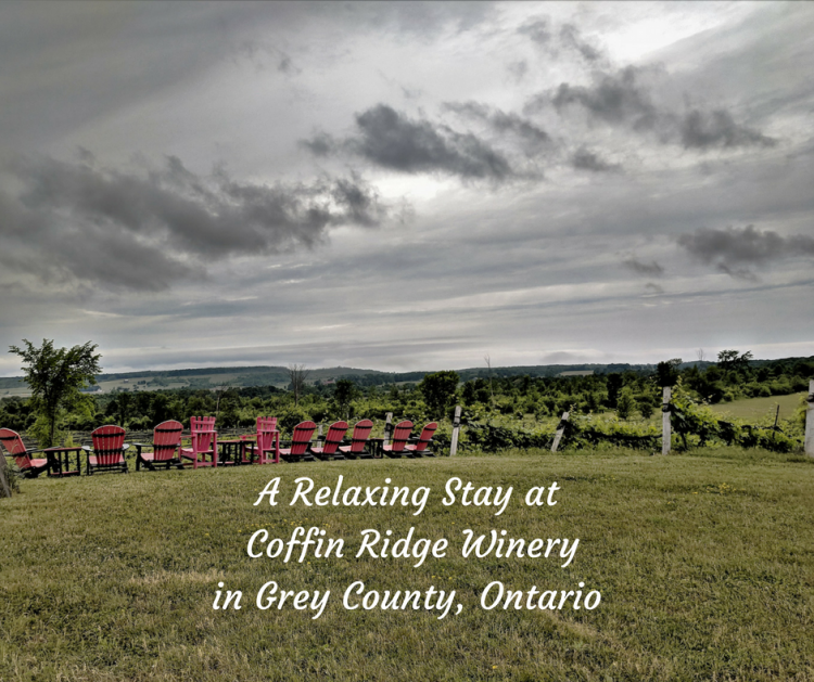 Coffin Ridge Winery