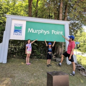 Things to do at Murphys Point Provincial Park #MurphysDoLanarkCounty