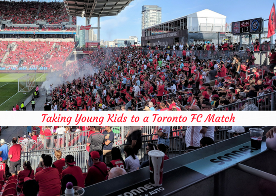 TFC game with kids