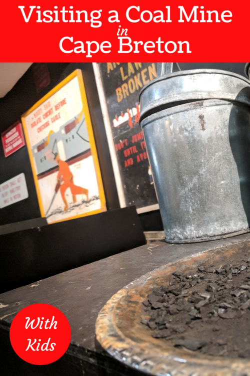 miners museum with kids