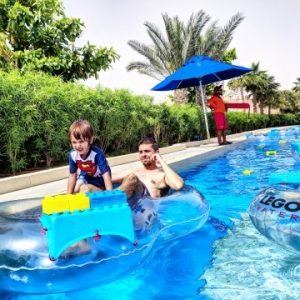 Dubai Parks and Resort with Kids #MurphysDoDubai