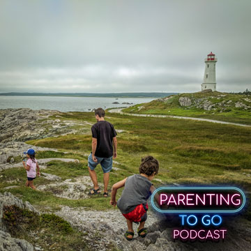 Parenting to Go Podcast Cape Breton