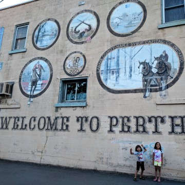 perth ontario with kids