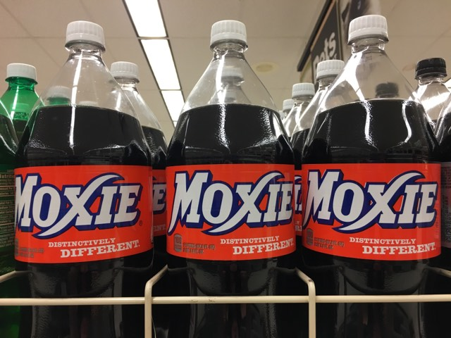 what to drink in Maine, Maine Moxie