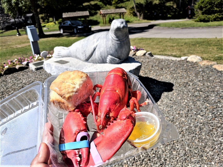 Maine lobster, where to eat lobster in Maine