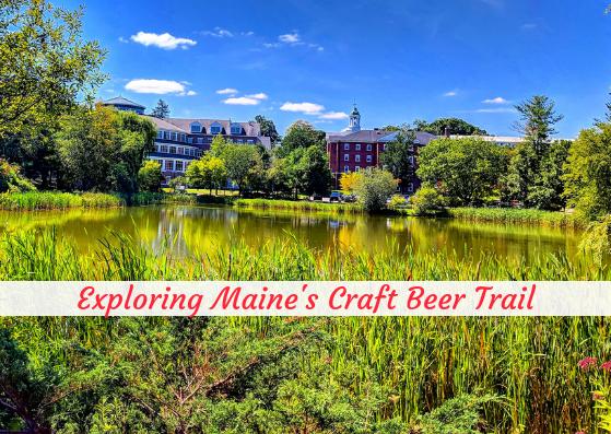 craft beer in maine with kids